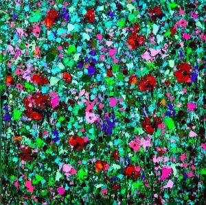 """Μίλυ Μαρτιώνου """"Μeadow of emotions"""" Ζωγραφική Διάρκεια: 13- 21 Μαΐου 2016 artshot Σοφία Γαϊτάνη"""