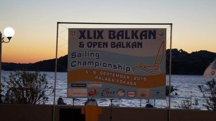 Ο Δήμος Σαρωνικού τιμά τους Ολυμπιονίκες Ιστιοπλόους, Παύλο Καγιαλή και Παναγιώτη Μάντη στην τελετή λήξης του 49ου Βαλκανικού Πρωταθλήματος Ιστιοπλοϊας την Τετάρτη 7 Σεπτεμβρίου στις 19:30 στην Παλαιά Φώκαια.